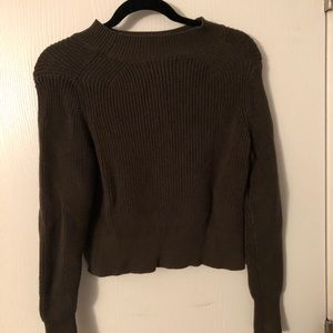 Pacsun Kendall&Kylie mock neck sweater